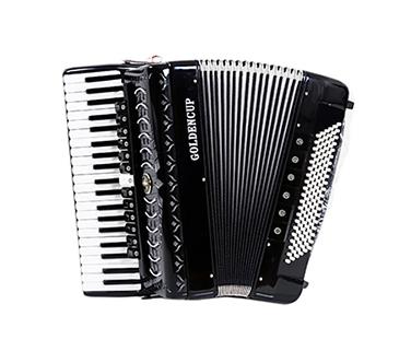 JH2002  32贝斯手风琴  官网报价2300元