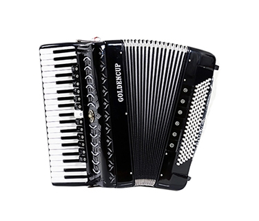 JH2011  60贝斯手风琴 官网报价3300元