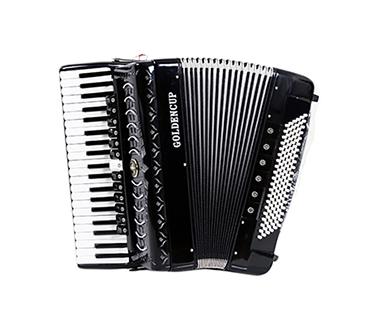 jh2017  96贝斯手风琴 官网标价4000元