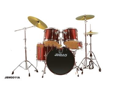津宝乐器 专业用爵士鼓 JBM0011A 喷漆  官网标价5400元